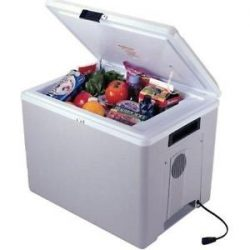 Coleman electric cooler