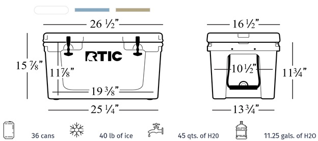 Top 10 Best Ice Chests and Cooler Reviews for 2019 - Ice