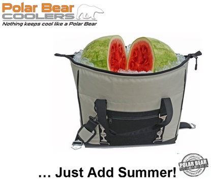 Polar Bear Cooler