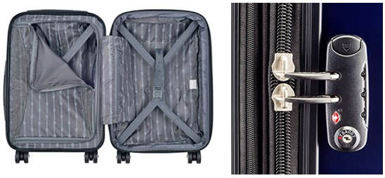 Delsey Paris Carry-on Luggage