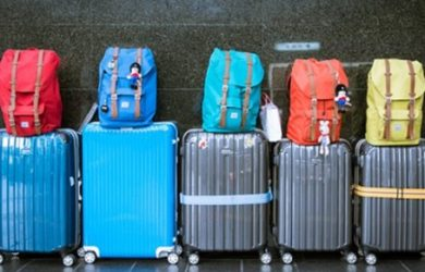 How to Clean All Fabric Types of Luggage